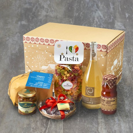 Italian Vegan Christmas Hamper