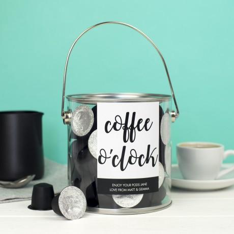 Nespresso compatible coffee pods