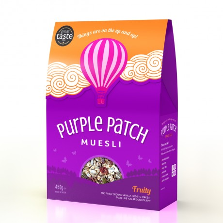 Muesli - Fruity