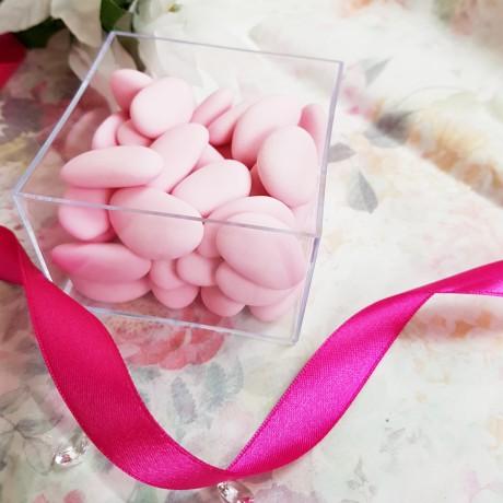 Bella Maria - Blush Pink Sugar Coated Avola Almonds