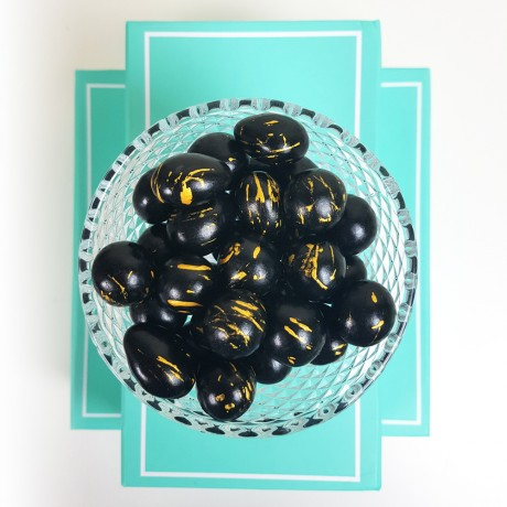Black Beauty Royal - Chocolate Covered Almonds and Hazelnuts