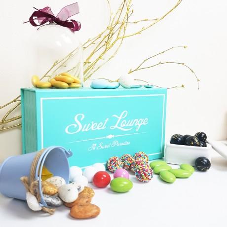 The Lounge Box 'Around the Clock' Treat Selection Box Hamper