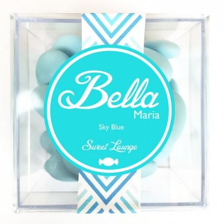 Bella Maria - Sky Blue Sugar Coated Avola Almonds