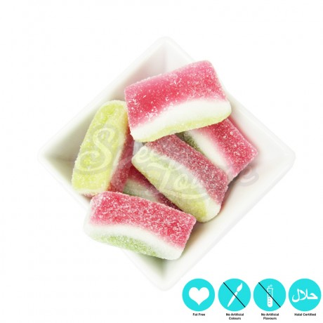 Watermelon Slices - Watermelon Flavoured Gummies