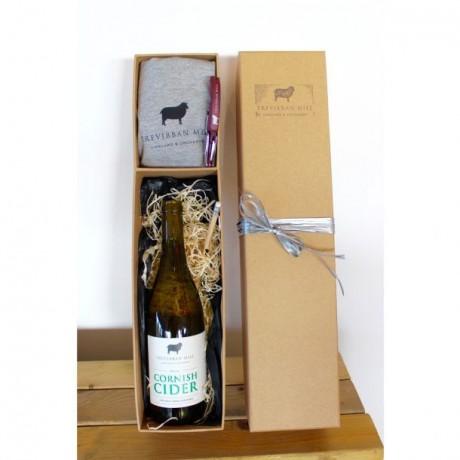 Cider, t-shirt gift box