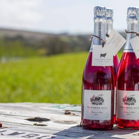 Organic Sparkling Pink Brut 2014