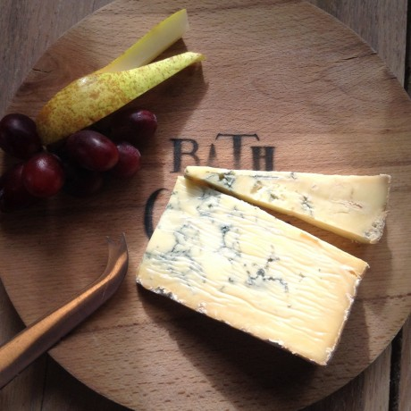 2014 World Cheese Award champion Bath Blue