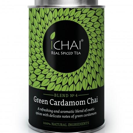 Green Cardamom Chai (blend no.4)
