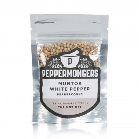 Peppermongers Muntok White Pepper