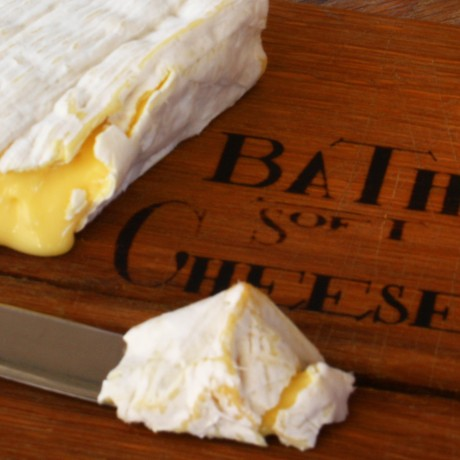 Our namesake Bath Soft Cheese which we started making in 1993