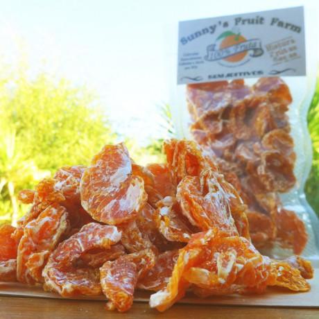 Dried Mandarin Pieces