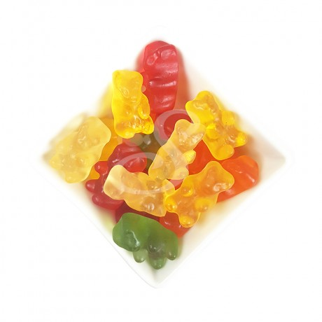 'Gummy Love' Five All Natural Sweet Selection Gift Bag