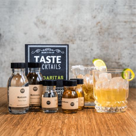 The TASTE cocktails Margaritas Box