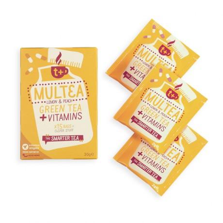 t + Office Survival Bundle - vitamin enriched tea