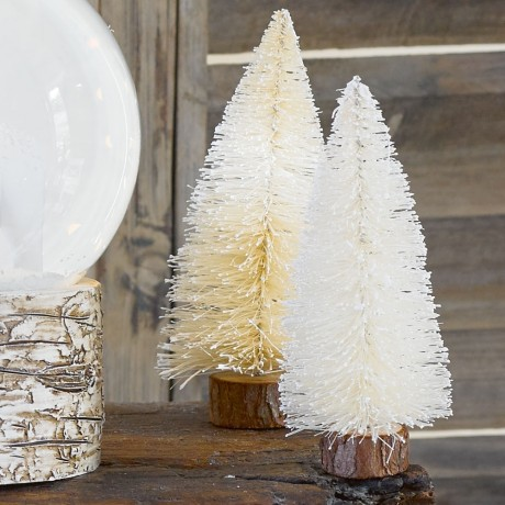 scandinavian christmas tree table decorations