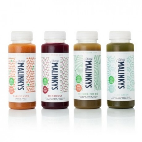 Skinny Malinkys Cold pressed juice