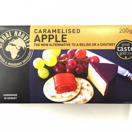 Caramelised Apple Fruit jelly for Cheese