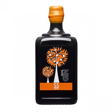 70cl Orange Gin