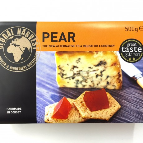 500g pack Pear Fruit jelly for Cheese
