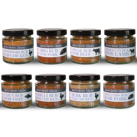 Chilli Rub for Chicken (3 pack)
