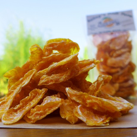 Dried Satsuma Segments