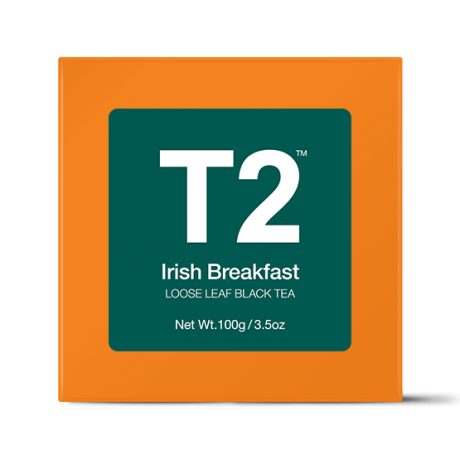 Irish Breakfast Loose Leaf Gift Cube
