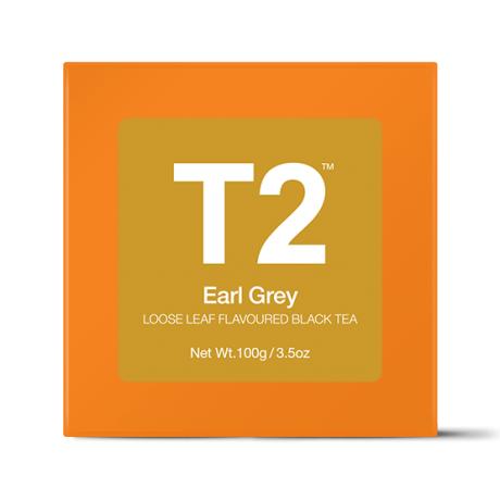 Earl Grey Loose Leaf Gift Cube
