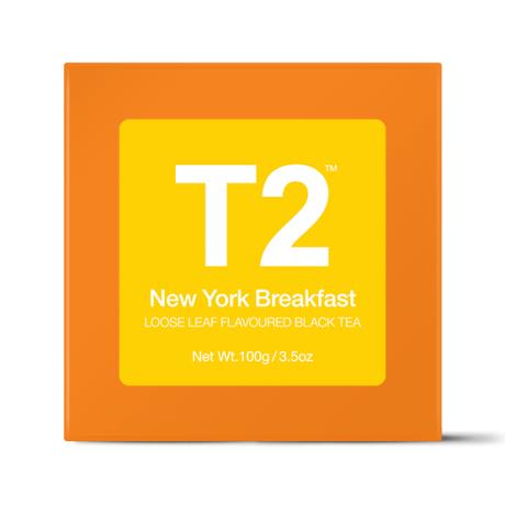 New York Breakfast Loose Leaf Gift Cub