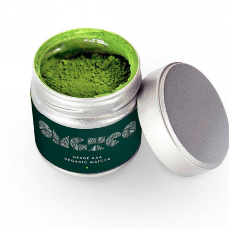 Organic Matcha Green Tea Gift Box Set