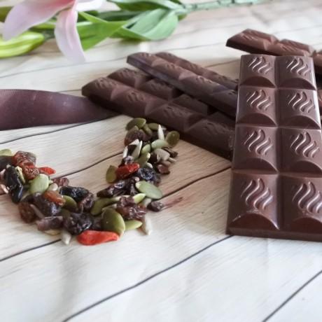 vegan chocolate bar