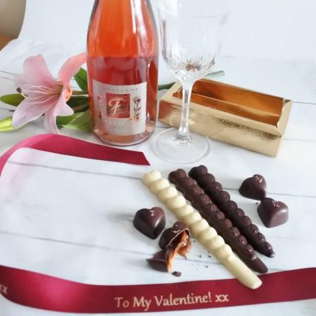 romance chocolate