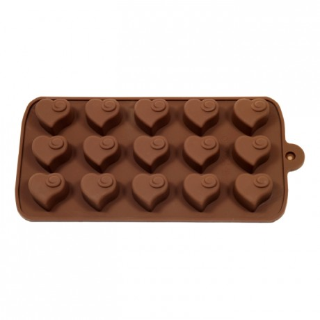 Valentine hearts mould