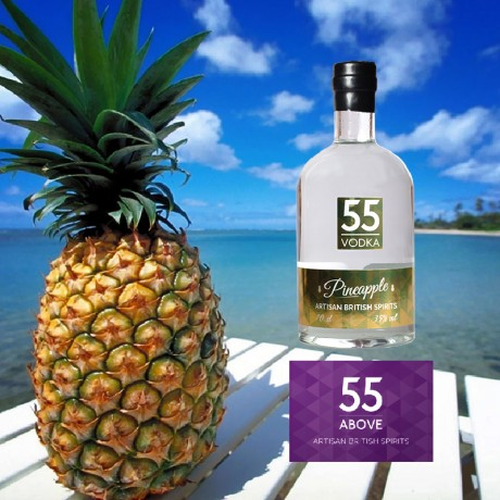 Beach Pineapple Vodka