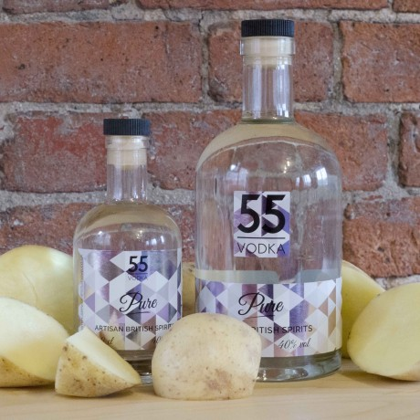 Pure Potato Vodka