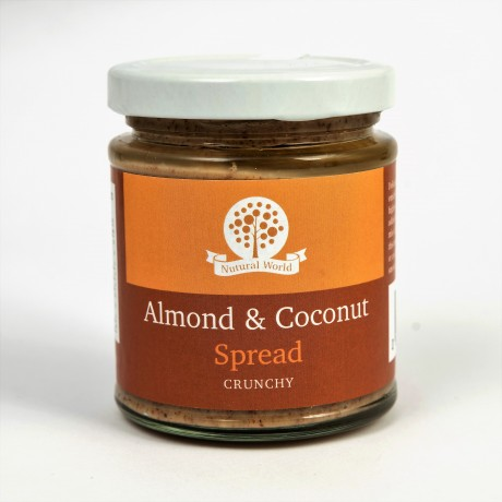 Crunchy Almond and Coconut