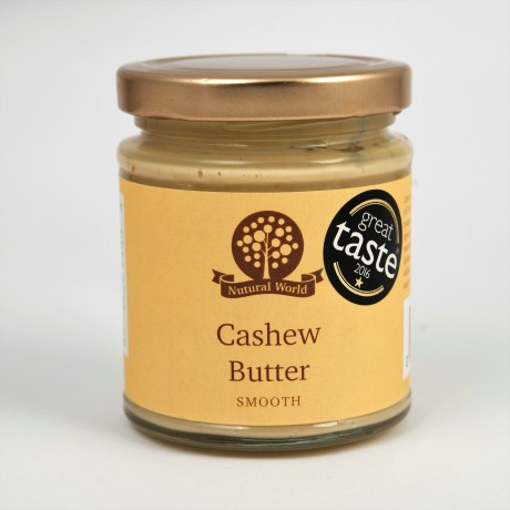 Nutural World Smooth Cashew Butter