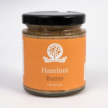 Nutural World Crunchy Hazelnut Butter