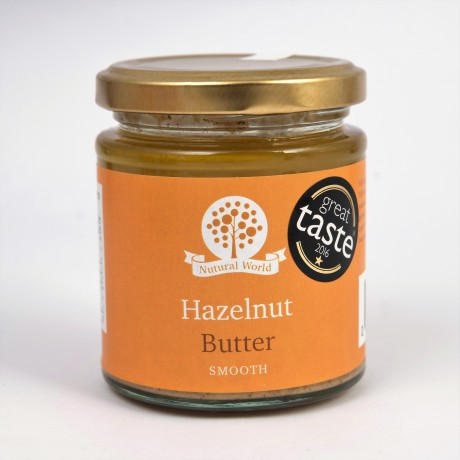 Nutural World Smooth Hazelnut Butter
