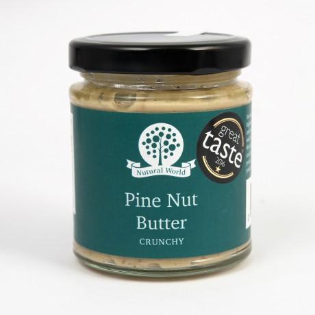 Crunchy Pine nut butter