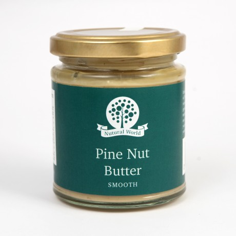 Smooth Pine nut butter