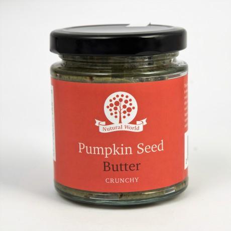 Crunchy Pumpkin Seed Butter