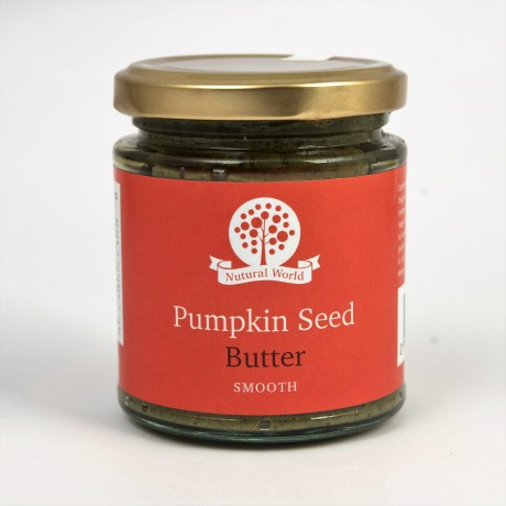 Smooth Pumpkin Seed Butter