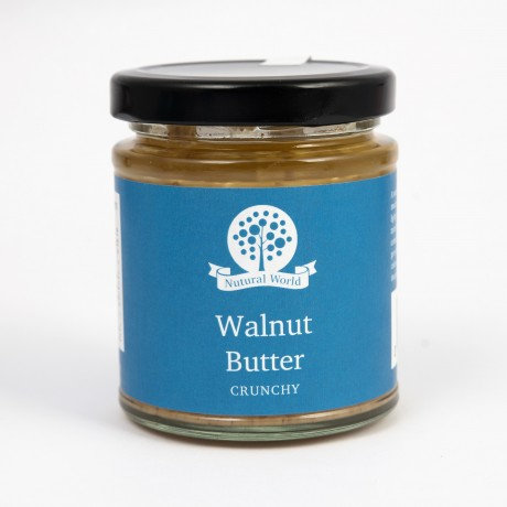 Nutural World Crunchy Walnut Butter