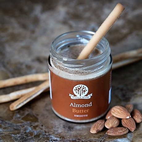 Nutural World Almond Butter