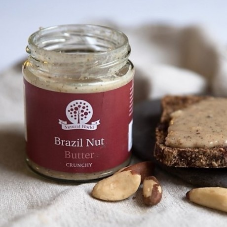 Nutural World Brazil Nut Butter