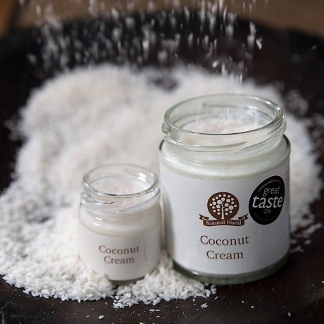 Nutural World Coconut Cream