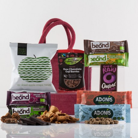 Paleo Treats Gift Bag from Natures Hampers