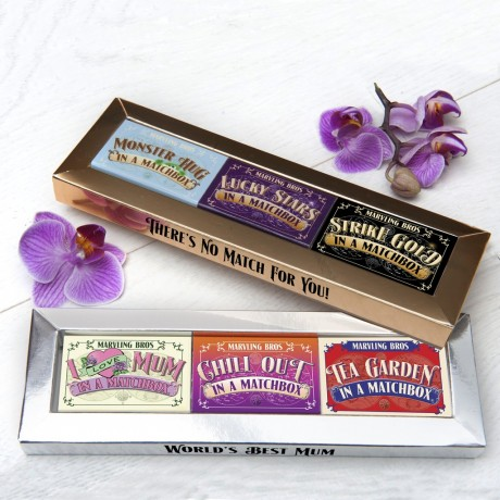 Mum's Matchbox Gift Set