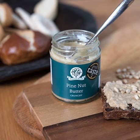 Nutural World Pine nut Butter