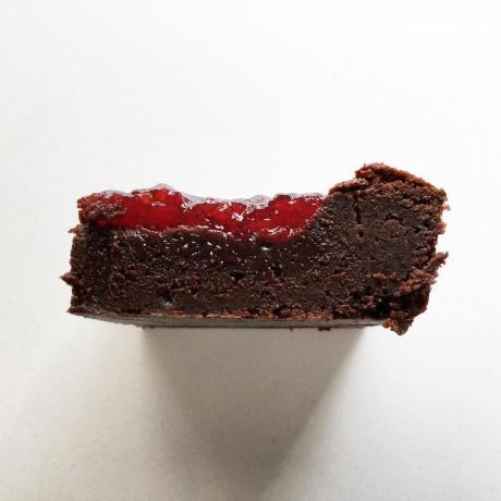 Raspberry Ripple Brownies – Serves 10 (Gluten Free)